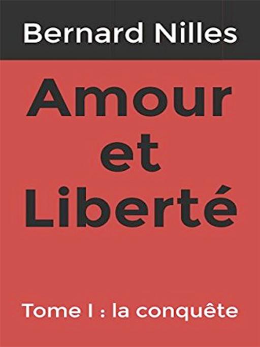 Amour et liberté - Tome 1 - couverture