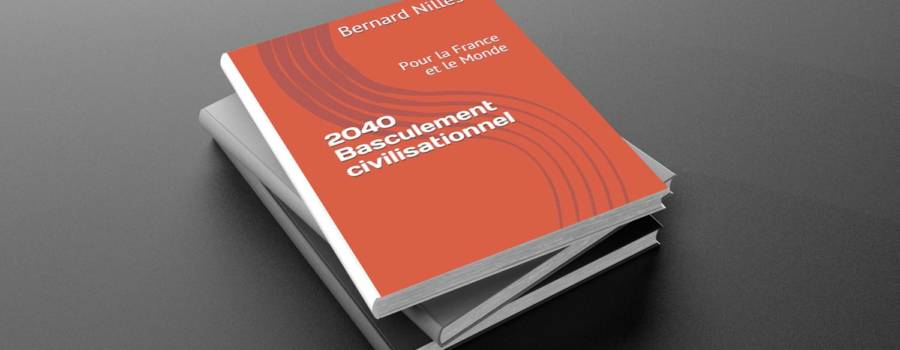 2040 : Basculement civilisationnel désormais disponible sur Amazon