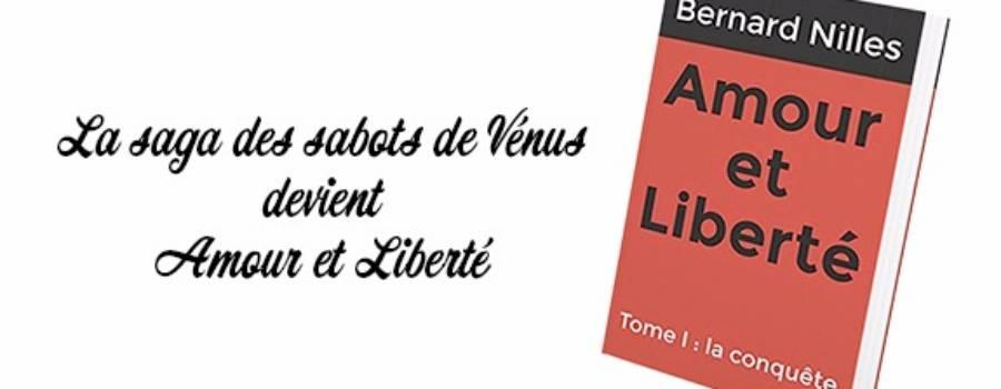 «La saga des sabots de Vénus» devient «Amour et Liberte»